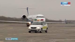 Ограничения полетов в Таджикистан сняты