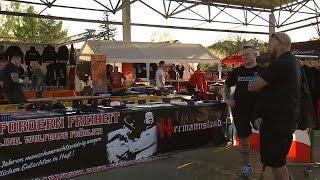 В Германии прошёл фестиваль неонацистов