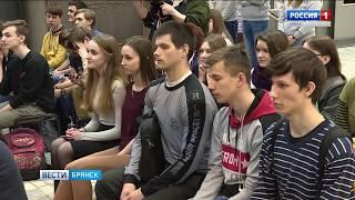 "Проект ""Космос наш"" в Брянске"