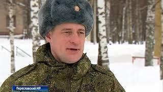 В Переславле прошел конкурс военно-профессионального мастерства «Макияж под камуфляж»