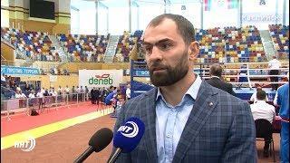 Триумфом сборной России завершился «Умахановский» турнир по боксу