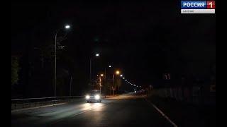 Освещенность на улицах Петрозаводска проверят