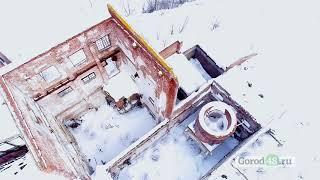 «Застывшее время»: полеты квадрокоптера над заброшенными владениями принцессы Ольденбургской