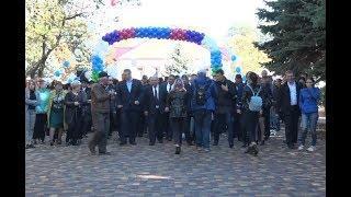 Губернатор Ставрополья проверил соцобъекты Зеленокумска