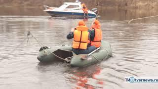 В Твери проходят учения МЧС по подготовке к паводкам