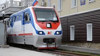 Детская железная дорога в Оренбурге открыла 65 сезон