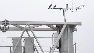 Систему управления движением протестировали на Крымском мосту
