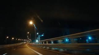 Жители Воронежа проехались по Крымскому мосту в ночь с 20 на 21 мая