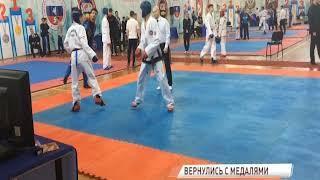 Юные ярославские тхэквондисты вернулись триумфаторами  с Чемпионата и первенства России