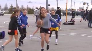 Городской турнир по стритболу