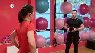 Эффективное упражнение для похудения. Студия11. 10.05.18