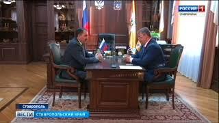 Ингушетия поможет Ставрополью в переработке зерна