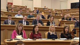 В Югре появится молодёжное парламентское движение