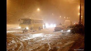 Мартовская метель заметает Москву Необычная погода весной Холод и сильный снег Обзор событий