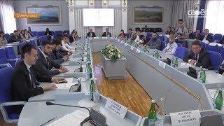 """В Ставрополе начала работу """"Академия Молодых Парламентариев"""""""