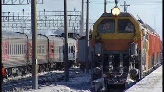 Новая железная дорога соединит западную и восточную части Югры