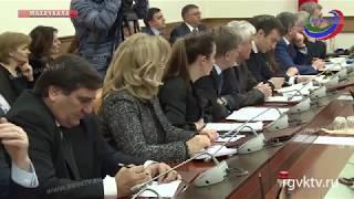 Артем Здунов провел сегодня заседание правительства