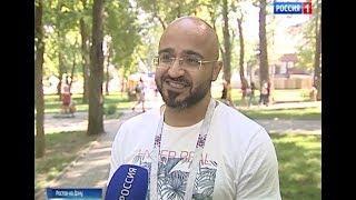 Первый раз в жизни увидеть реку и железную дорогу: путешествие болельщиков из Омана в Ростов