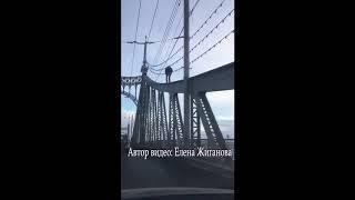 """В Твери молодой человек забрался на верх """"Старого моста"""""""