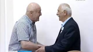 Легендарный тренер по самбо и дзюдо Виктор Хориков празднует 80-летие
