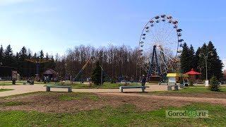 Парк Победы готовится к летнему сезону