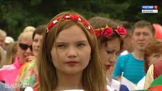 Более 15 тысяч человек приняли участие в праздновании Дня России в РА