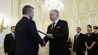 Словакия обновила правительство после кризиса