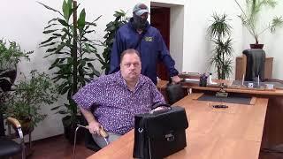 Задержание главы комитета соцзащиты Саратова