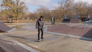 В Нефтекумске открыли современный скейт-парк