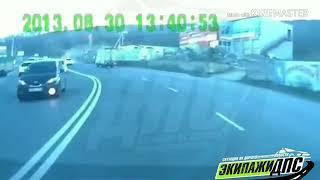 Серьезное ДТП произошло в районе Китай-города во Владивостоке
