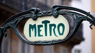 Коллапс в парижском метро