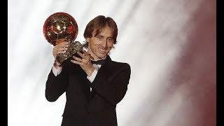 «Золотой мяч» Луки Модрича: почему награда лучшего игрока года вызвала споры