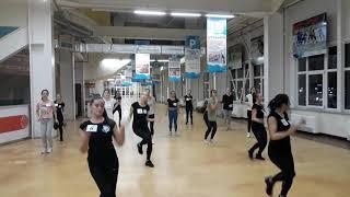 Хабаровск будущие черлидерши отбор в СКА Нефтяник