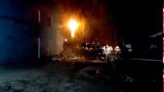 В Саратове на проспекте Строителей рухнула стена жилого дома