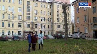 Желающие благоустроить свой двор новосибирцы получили пустырь вместо детского городка