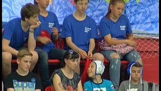 Сборная России разгромила Хорватию  В Челябинске стартовал Кубок губернатора по водному поло