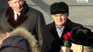 Репортаж: Красноярск простился с Алексеем Клешко