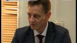 Владимир Сипягин в ТПП