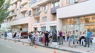 В Волгограде открылась выставка современного искусства