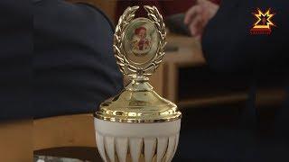 В рамках городского конкурса состоялось награждение лучших педагогов.