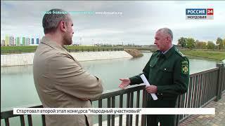 «Вести» выясняют причину массовой гибели рыбы в двух реках республики