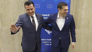 Новое название страны откроет двери в ЕС и НАТО