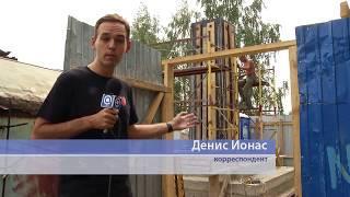 """Сквер авиаторов """"Крылатое братство"""" в Омске постепенно расправляет крылья"""