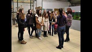 В Самарском зоопарке в День Земли воспитанникам школы-интерната рассказали о защите окружающей среды