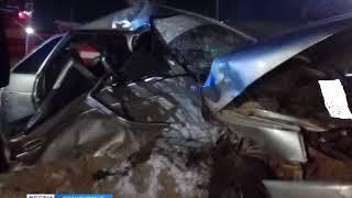 В ДТП в Бугуруслане погибла женщина, еще четверо пострадали, в том числе ребенок