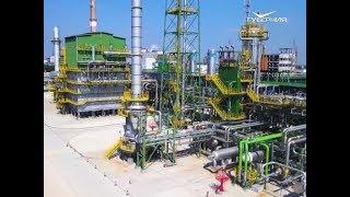 Новая установка по производству аммиака и водорода запущена в Тольятти