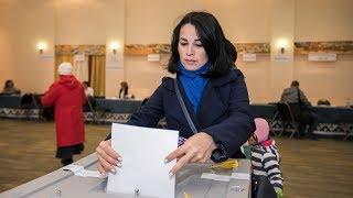 Югорчане выбирают губернатора Тюменской области и 46 глав муниципалитетов