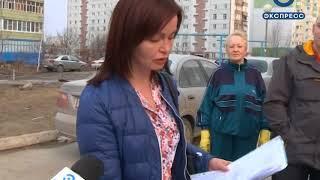 В Пензе жителям ул. Сумской перекрыли проезд к дому