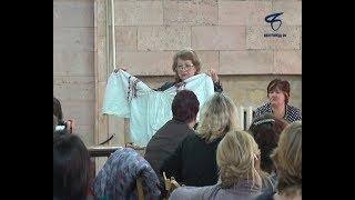 Курс по изготовлению народного костюма стартовал в Белгороде