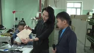 Как изготавливают якутские унты?